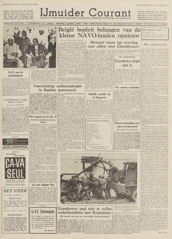 IJmuider Courant 1959-08-13