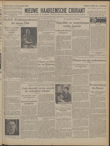 Nieuwe Haarlemsche Courant 1940-10-05