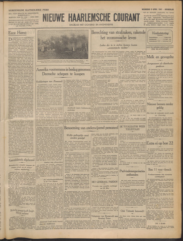 Nieuwe Haarlemsche Courant 1941-04-09