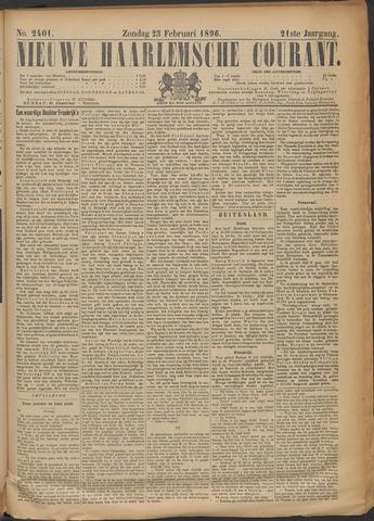 Nieuwe Haarlemsche Courant 1896-02-23
