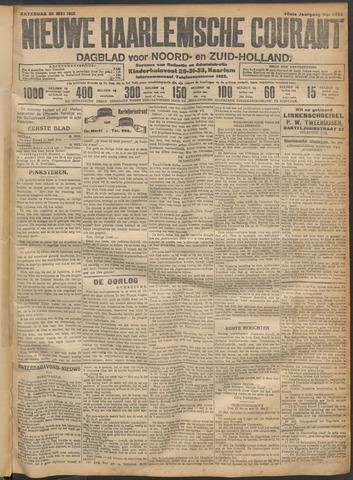Nieuwe Haarlemsche Courant 1915-05-22
