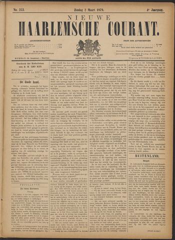 Nieuwe Haarlemsche Courant 1879-03-02