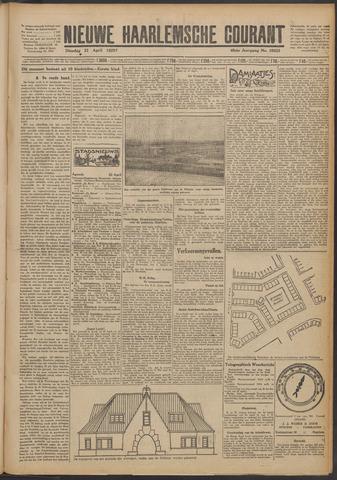 Nieuwe Haarlemsche Courant 1925-04-21