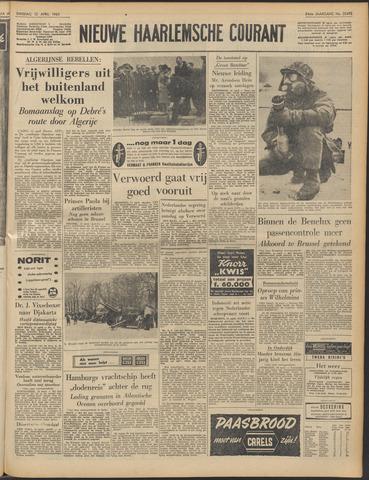 Nieuwe Haarlemsche Courant 1960-04-12