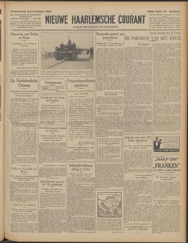 Nieuwe Haarlemsche Courant 1941-03-09