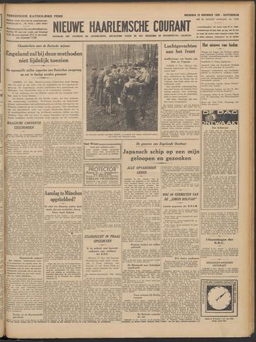 Nieuwe Haarlemsche Courant 1939-11-22