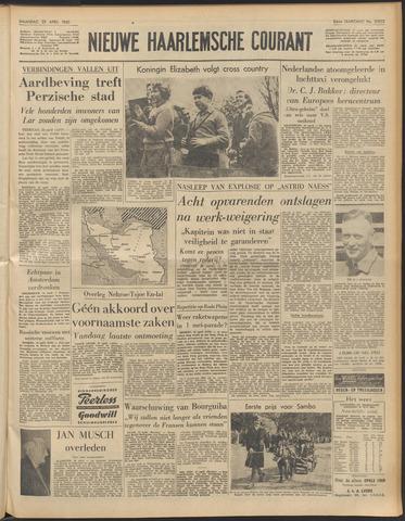 Nieuwe Haarlemsche Courant 1960-04-25