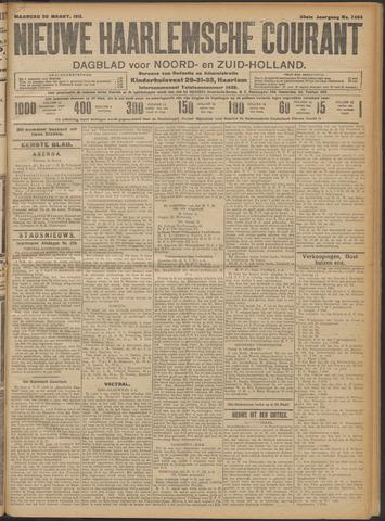 Nieuwe Haarlemsche Courant 1911-03-20