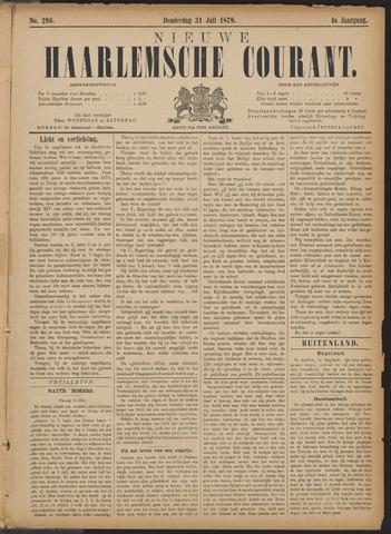 Nieuwe Haarlemsche Courant 1879-07-31