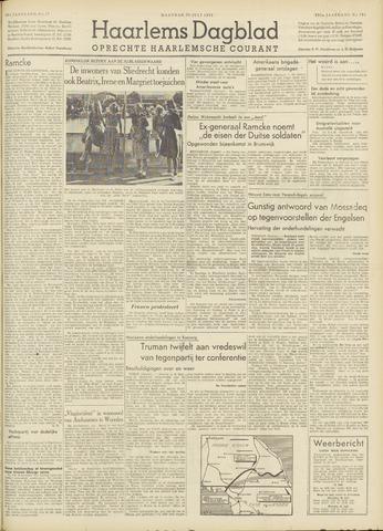 Haarlem's Dagblad 1951-07-30