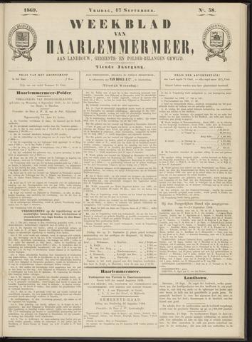 Weekblad van Haarlemmermeer 1869-09-17