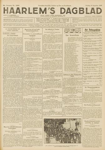 Haarlem's Dagblad 1935-08-09
