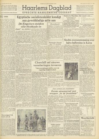 Haarlem's Dagblad 1951-11-02