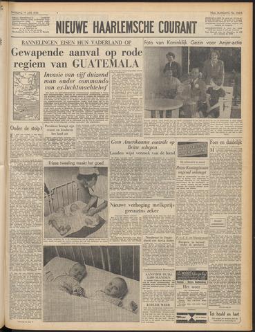 Nieuwe Haarlemsche Courant 1954-06-19