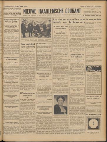Nieuwe Haarlemsche Courant 1940-01-23