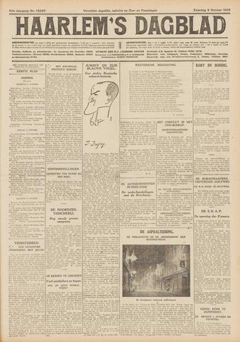 Haarlem's Dagblad 1926-10-09