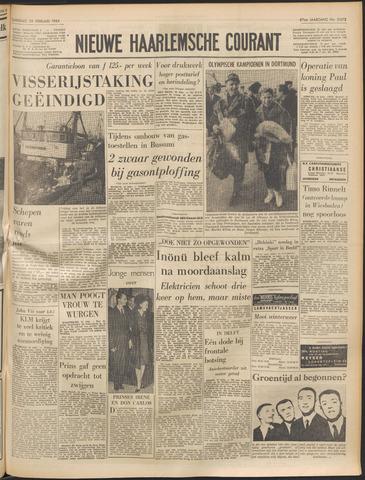 Nieuwe Haarlemsche Courant 1964-02-22