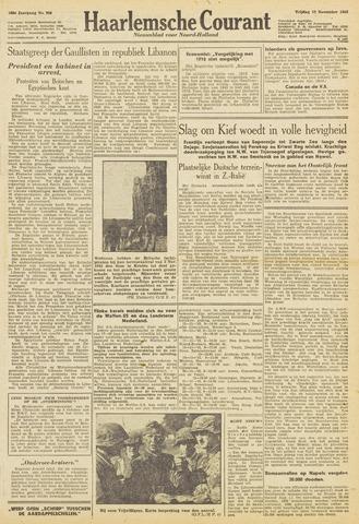 Haarlemsche Courant 1943-11-12