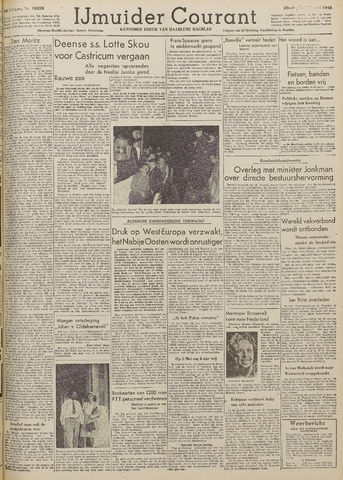 IJmuider Courant 1948-02-10