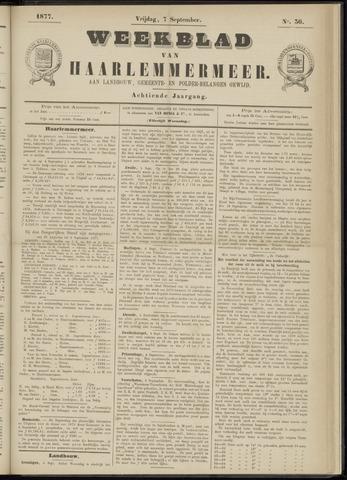 Weekblad van Haarlemmermeer 1877-09-07