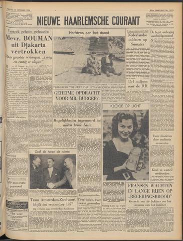 Nieuwe Haarlemsche Courant 1956-09-21