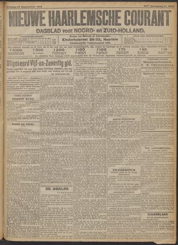 Nieuwe Haarlemsche Courant 1915-09-24