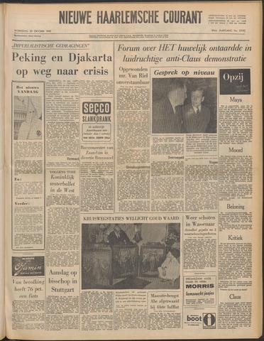 Nieuwe Haarlemsche Courant 1965-10-20