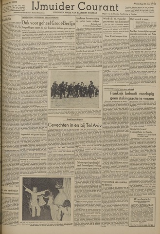 IJmuider Courant 1948-06-23
