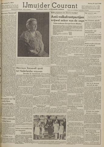 IJmuider Courant 1948-04-20