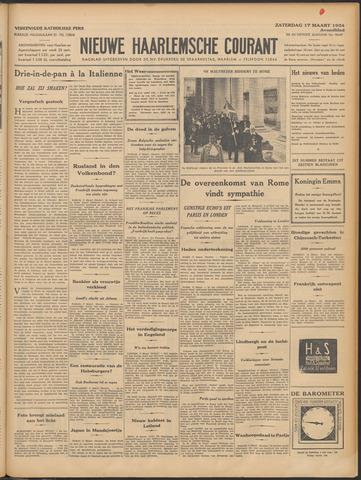 Nieuwe Haarlemsche Courant 1934-03-17
