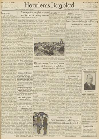 Haarlem's Dagblad 1947-09-08