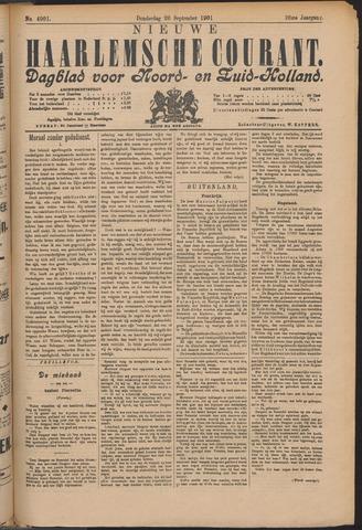 Nieuwe Haarlemsche Courant 1901-09-26