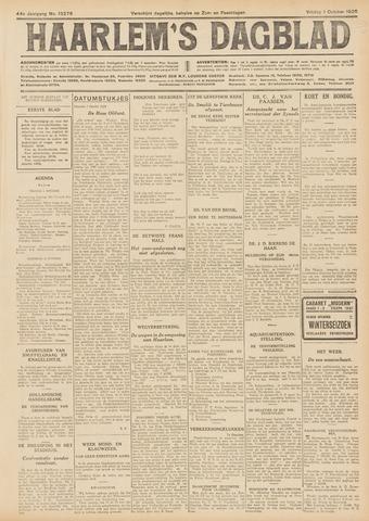 Haarlem's Dagblad 1926-10-01