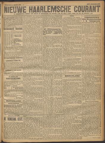 Nieuwe Haarlemsche Courant 1918-03-14