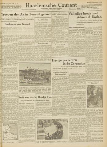 Haarlemsche Courant 1942-11-17