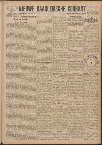 Nieuwe Haarlemsche Courant 1923-07-26