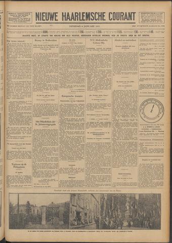 Nieuwe Haarlemsche Courant 1931-01-06