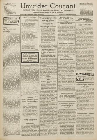 IJmuider Courant 1939-03-11