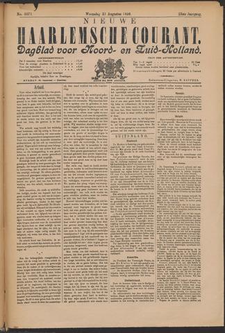 Nieuwe Haarlemsche Courant 1898-08-31