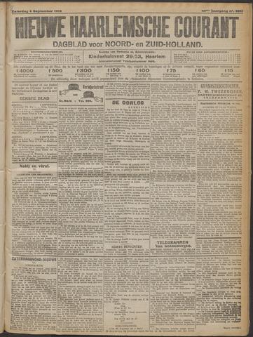 Nieuwe Haarlemsche Courant 1915-09-04