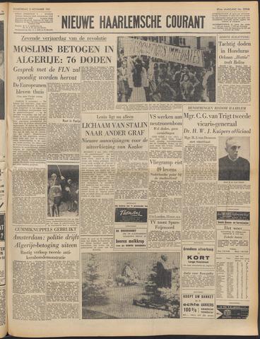 Nieuwe Haarlemsche Courant 1961-11-02