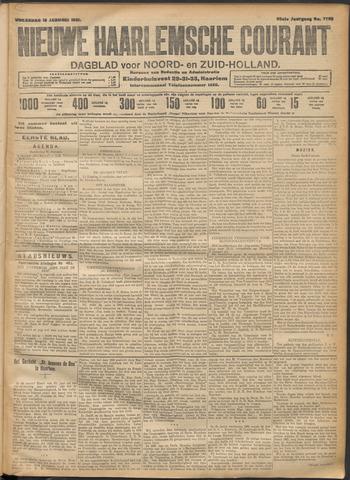 Nieuwe Haarlemsche Courant 1912-01-10