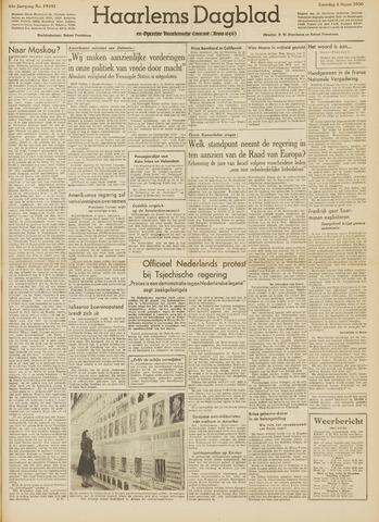 Haarlem's Dagblad 1950-03-04