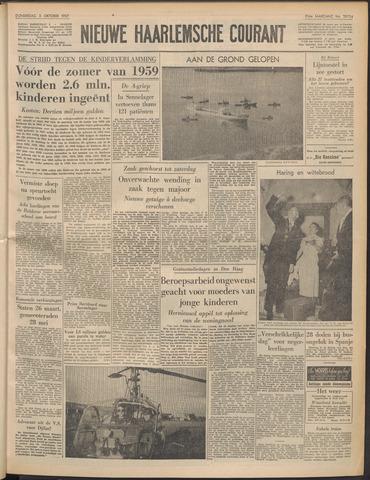 Nieuwe Haarlemsche Courant 1957-10-03