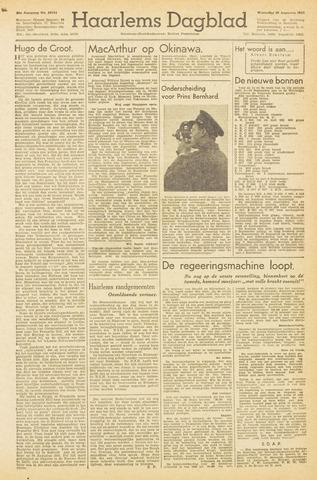Haarlem's Dagblad 1945-08-29