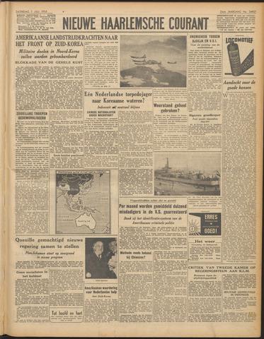 Nieuwe Haarlemsche Courant 1950-07-01