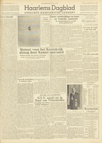 Haarlem's Dagblad 1954-07-17