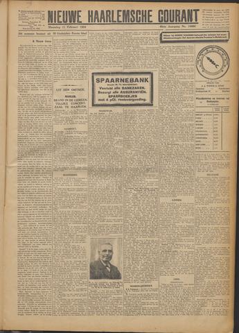 Nieuwe Haarlemsche Courant 1924-02-11