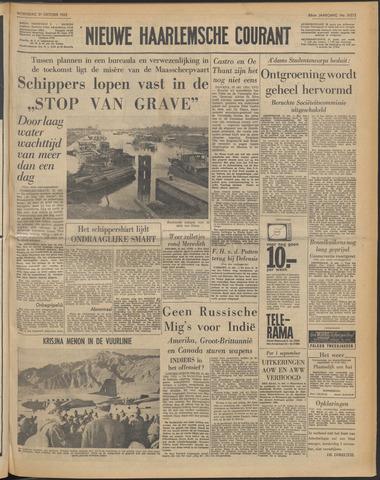 Nieuwe Haarlemsche Courant 1962-10-31