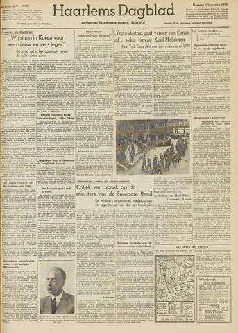 Haarlem's Dagblad 1950-11-06